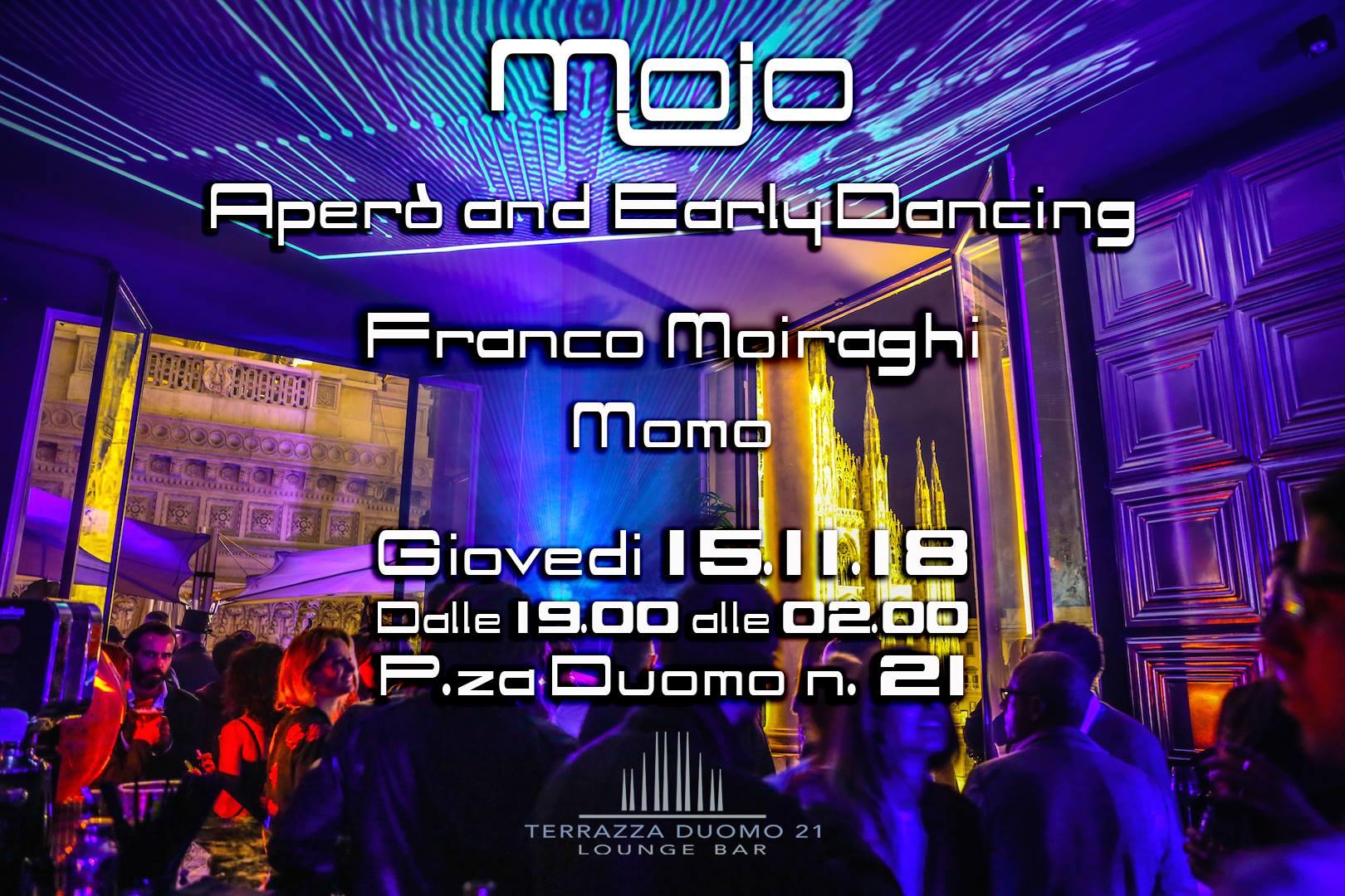 Mojo Presenta Franco Moiraghi Momo A Piazza Duomo 21